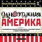 American Road Trip Audiobook by Ilya Ilf, Evgeny Petrov Narrated by Anatoliy Beliy