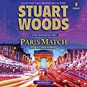 Paris Match: Stone Barrington, Book 31 Audiobook by Stuart Woods Narrated by Tony Roberts
