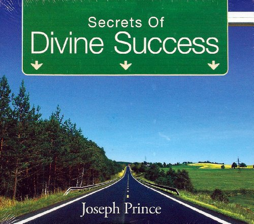 secrets of divine success audio cd audio cd jan 01 2011 joseph prince