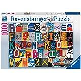 Ravensburger Colourful Alphabet (1000 Pieces)