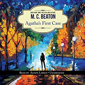 Agatha's First Case Audiobook