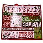 Christmas Rules Tote