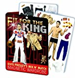 Fit for the King Elvis Magnetic Dress Up Set Amazon.com