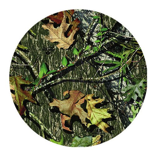 Mossy Oak Camo,Car Coaster Set Of 2,Ceramic,2.6X2.6X0.25 Inches front-858777