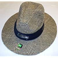 Seattle Seahawks Training Camp Straw Hat By Reebok - Osfa