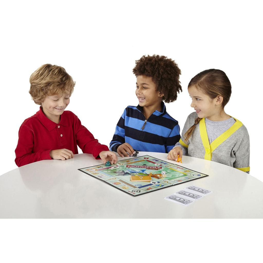Amazon.com: Monopoly Junior Board Game: Toys & Games