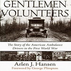Gentlemen Volunteers Audiobook