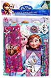 Disney Frozen Elsa & Anna 11 Piece School Supply Stationary Set