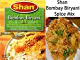 BOMBAY BIRYANI MIX SHAN BIRYANI RICE PILAF MIX MASALA CHICKEN LAMB MUTTON VEGETABLE BOMBAY SPICE MIX INDIAN BOMBAY BIRYANI SPICE MIX