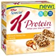 Kellogg's, Special K, Protein, Almond Honey Oat Bars, 4.4oz Box (Pack of 4)