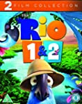 Rio / Rio 2  Box Set [Blu-ray]