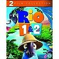 Rio / Rio 2  Box Set [Blu-ray]