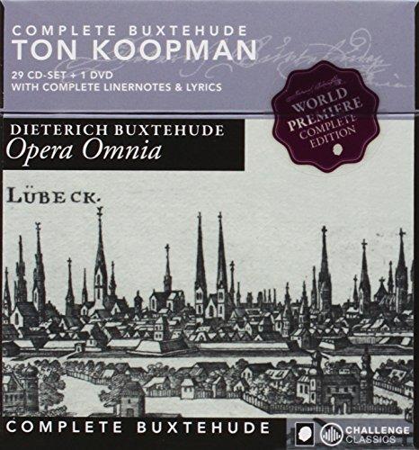 Complete Buxtehude - Opera Omnia