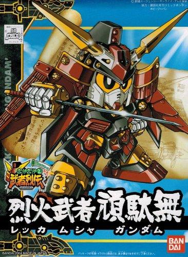 Bandai Hobby BB#267 Rekka Musha Gundam, Bandai SD Action Figure