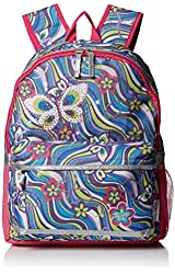 Skechers Big Girls'  Butterfly Swirl Backpack