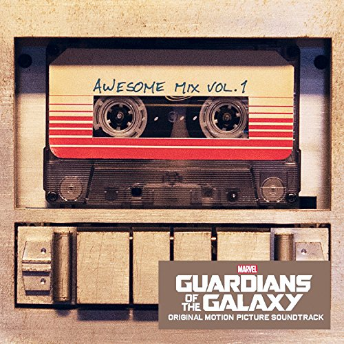 Original album cover of Guardians of the Galaxy: Awesome Mix Vol.1 by Guardians of the Galaxy Soundtrack