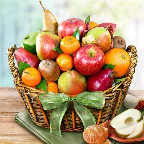 California Bounty Fruit Basket Gift