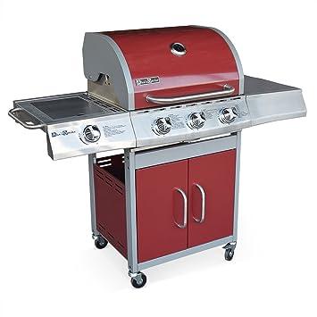 barbecue gaz richelieu