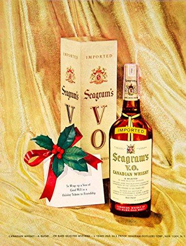 1950-ad-seagrams-vo-canadian-whisky-liquor-christmas-holiday-alcohol-drink-yft6-original-print-ad