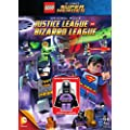 Lego DC Comics Super Heroes: Justice League vs. Bizarro League [DVD]