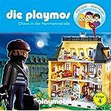 "Die Playmos - Folge 4: Chaos in der Hermannstra�e. H�rspiel.  H�rspielvon ""Simon X. Rost"""