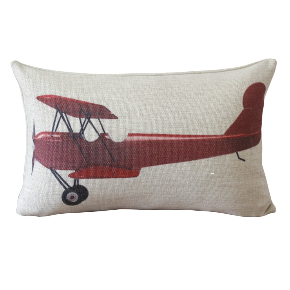 Decorative Airplane Pillow : Airplane Pillows and Blankets - Totally Kids, Totally Bedrooms - Kids Bedroom Ideas