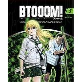 TVアニメーション「BTOOOM! 」03【初回生産限定盤】 [Blu-ray]