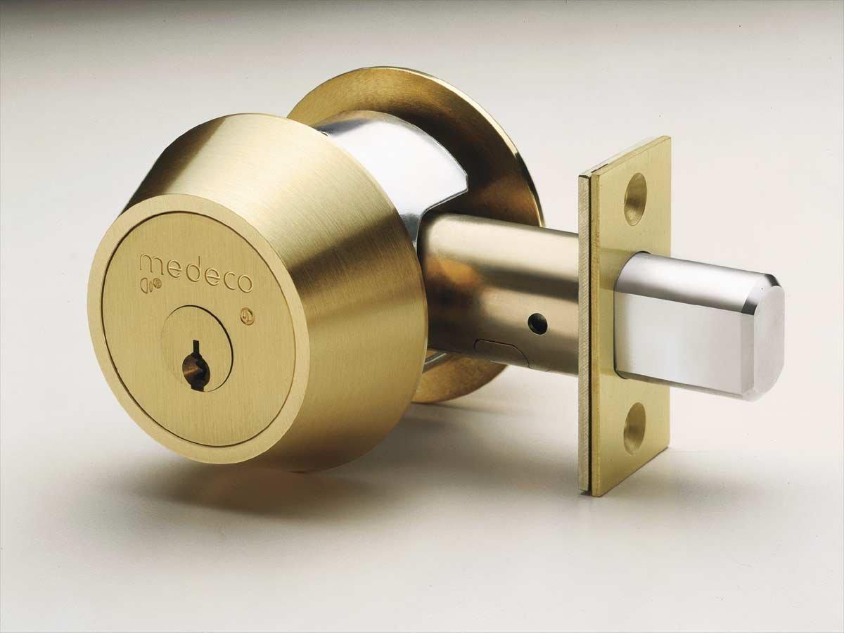 Maxum Deadbolt Lock 2-3/8