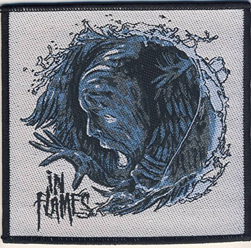 In Flames - Siren Charm - Toppa Patch