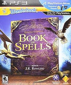PS3 Wonderbook: Book of Spells