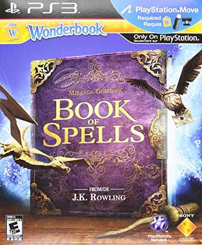 Wonderbook: Book of Spells - 1