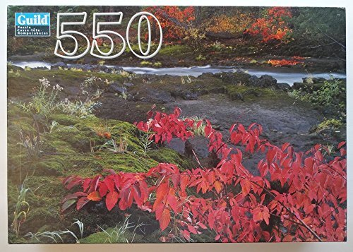 Guild 550 Piece Puzzle - Rogue River National Forest, Oregon