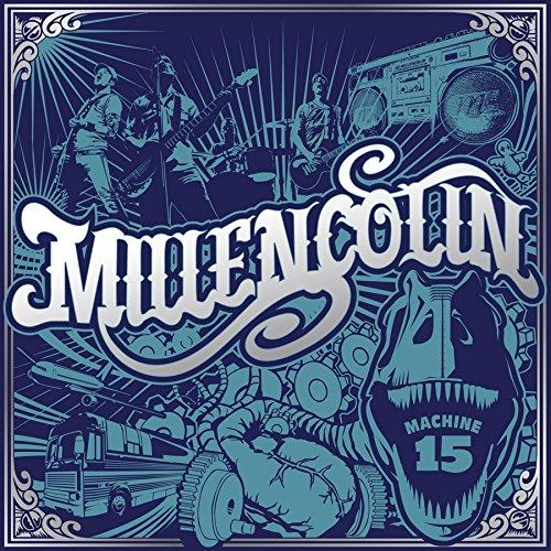 CD : Millencolin - Machine 15 (CD)