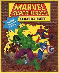 Marvel Super Heroes: Basic Set/Boxed Set