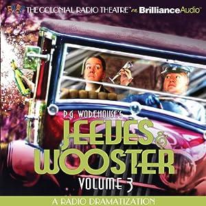 Jeeves and Wooster, Vol. 3 Radio/TV Program