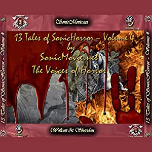 13 Tales of Sonic Horror, Volume 4 Hörbuch