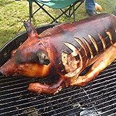 豚丸焼き用 仔豚さん丸ごと1匹 9kgサイズ(丸焼き用 子豚 1頭)(冷凍・生) 【販売元:The Meat Guy(ザ・ミートガイ)】
