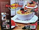 The Original Keep It Hot Microwaveable Hot Plate