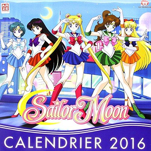 Calendrier 2016 Sailor Moon
