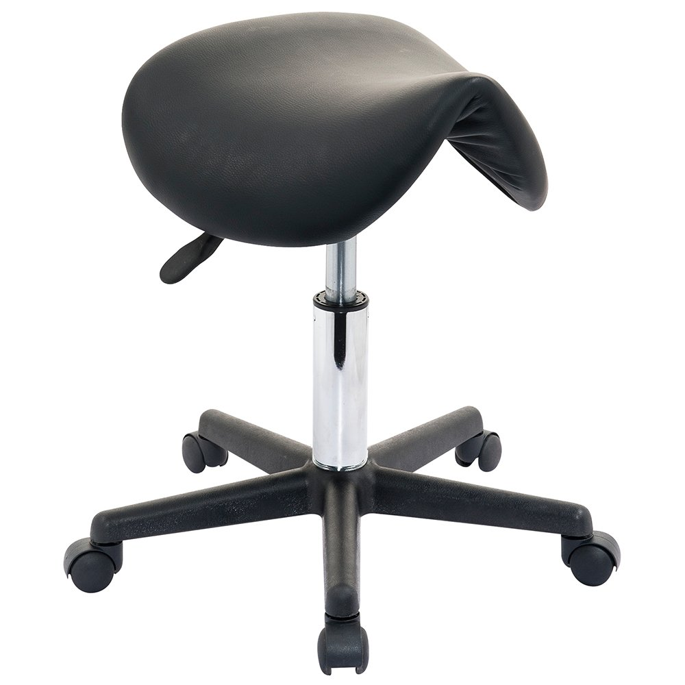 Salon Saddle Beauty Stool Massage Manicure Gas Lift Swivel