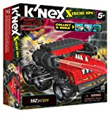 K'NEX 71658 GLOBAL DEFENDERS TRAILERS - FIREFORCE