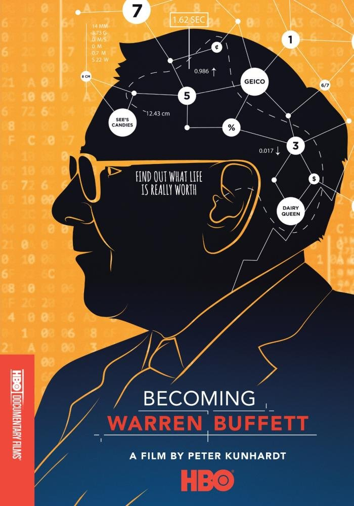 Book Cover: Becoming Warren Buffett