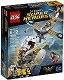 #6: Lego Wonder Woman Warrior Battle, Multi Color