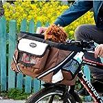 Vere Gloria Pet Bicycle Carrier Baske...