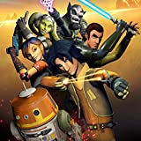 Printhook Star Wars Rebels- A3 Size Poster Art