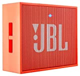 #4: JBL GO Portable Wireless Bluetooth Speaker (Orange)