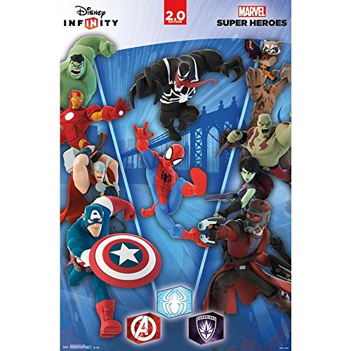 Display All Novelty Print Your Own Picture On Room Wall cartoon batman spiderman thor movie Poster By 27x40cm