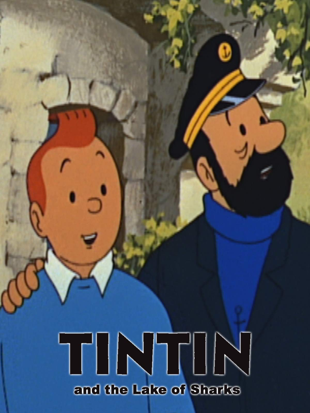 Tintin and the Lake of Sharks on Amazon Prime Instant Video UK