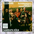Telemann;Concertos for Wood