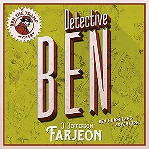 Detective Ben Audiobook